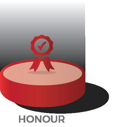 Eduauraa Pillar - Honour