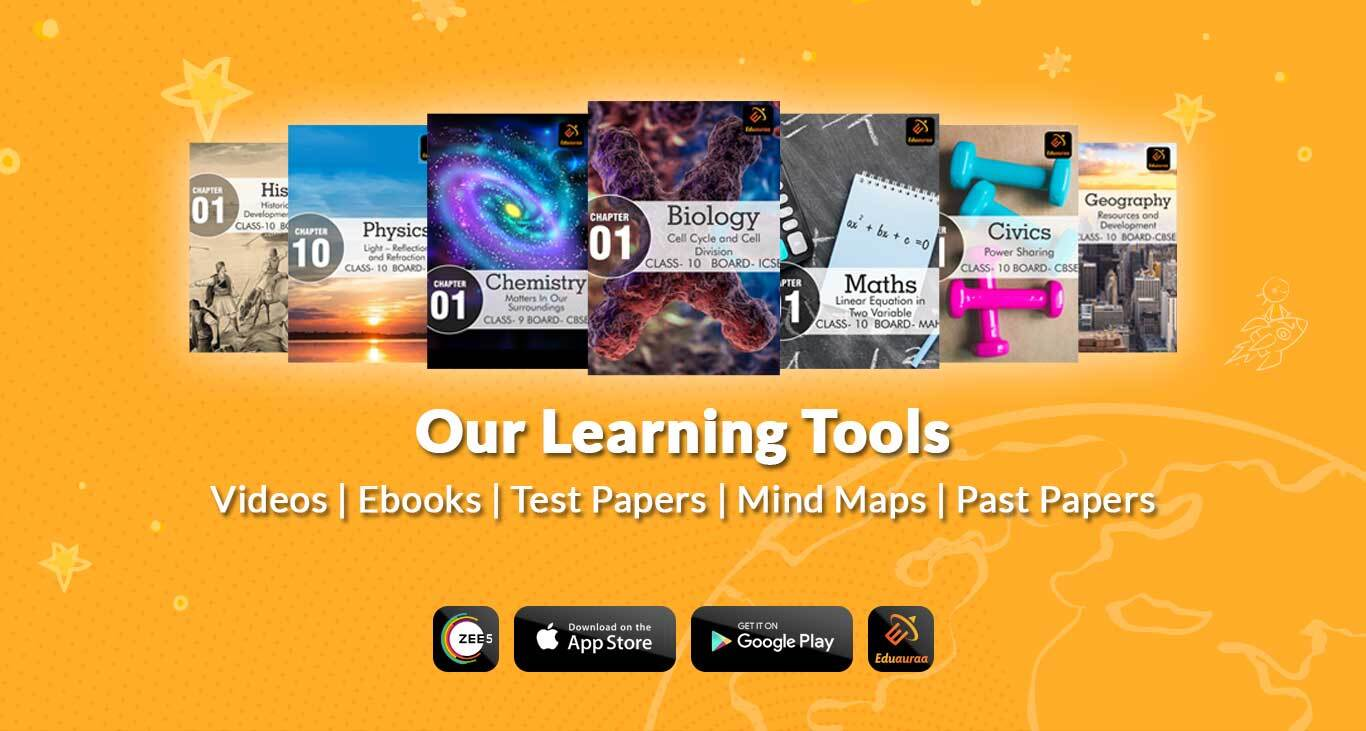 Eduauraa Banner Image displaying Eduauraa learning tools