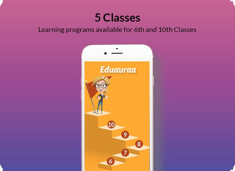 5 Classes covered by Eduauraa